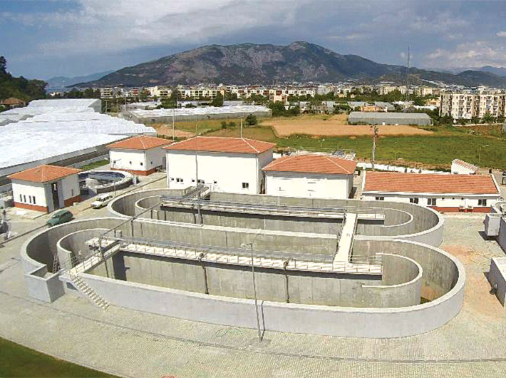 Wastewater Treatment Facilities